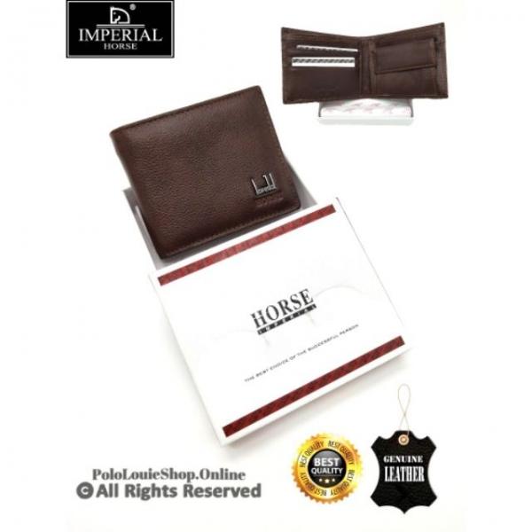 🔥READY STOCK🔥Original Imperial Horse 100% Kulit Lembu Wallet Dompet Lelaki