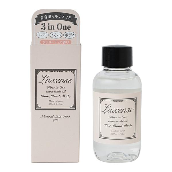 LUXENSE EX-sik Love fragrance oils (RT / skin) 100ml