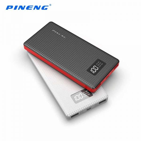 Original Pineng Powerbank PN963 10000 mAh (Black Color)