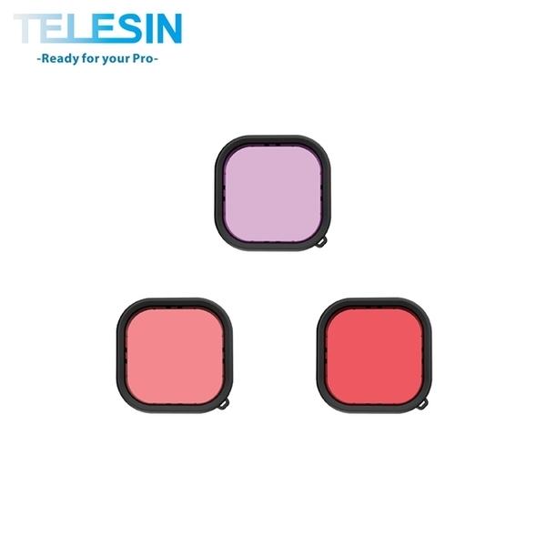 TELESIN HERO9 diving Filter Kits