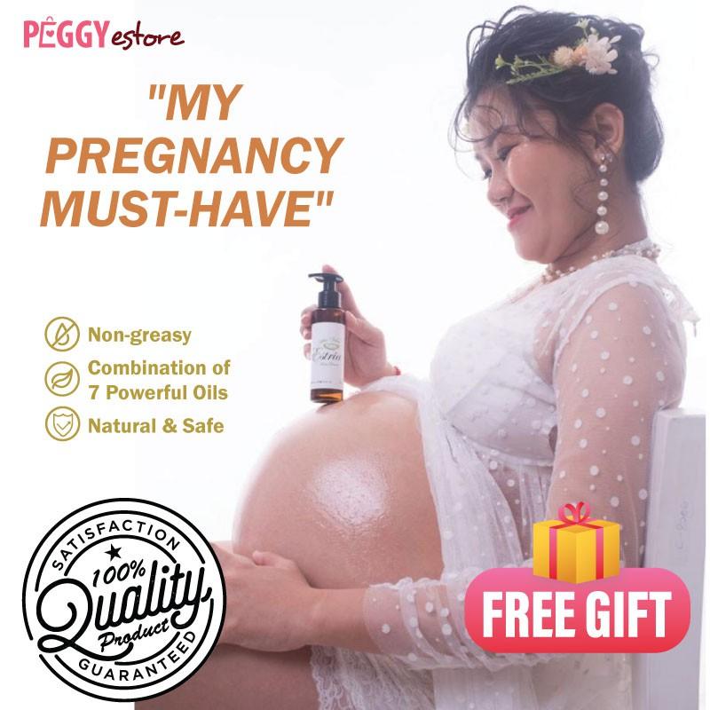 Estria Home Remede - Natural Stretchmarks Oil for Pregnancy