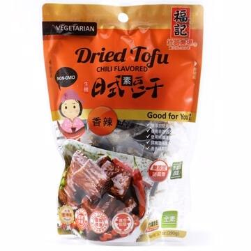 日式素豆干(香辣)