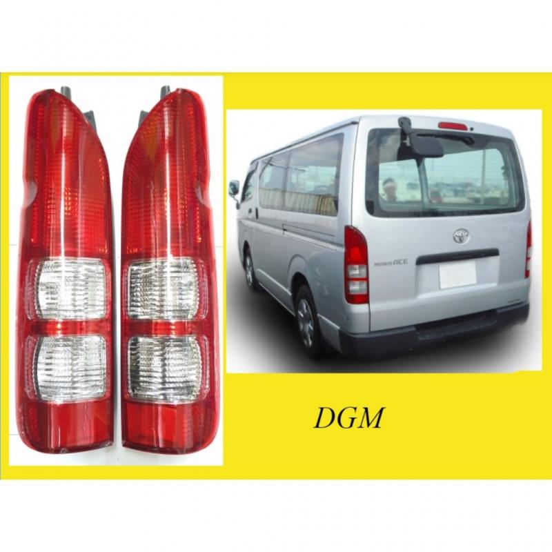 Toyota Hiace KDH200 Tail Lamp Left / Right