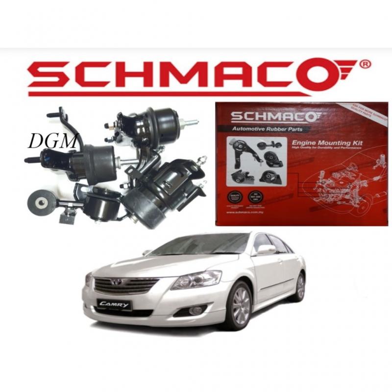 SCHMACO Toyota Camry ACV40 2.4 / ACV41 2.0 / 2007-2012Y Engine Mounting Set (1Year Warranty)