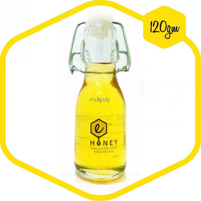 MELIPOLY 120gm Stingless Bee/Kelulut Honey/ 100% Pure Honey