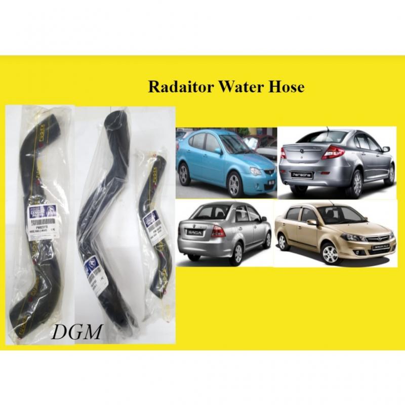 100% Original Proton Saga BLM FL FLX Gen2 Persona Auto / Manual Radiator top & Lower Hose (upper & bottom) 1Set 2Pcs