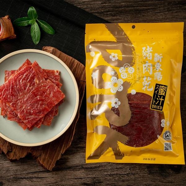 [新東陽] 蜜汁豬肉乾275g x3袋