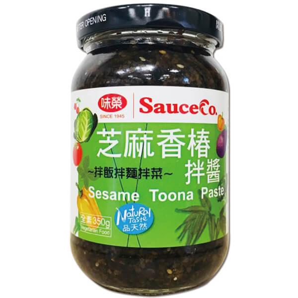 Wei Rong Sesame Toon Sauce 350g