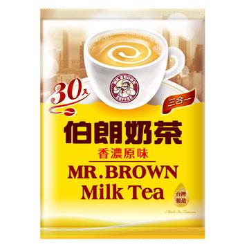 《金車》伯朗三合一奶茶