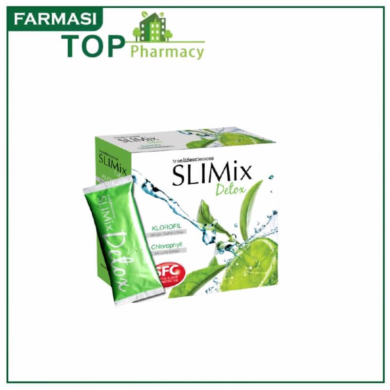 TLS SLIMIX DETOX LIME 10\'S