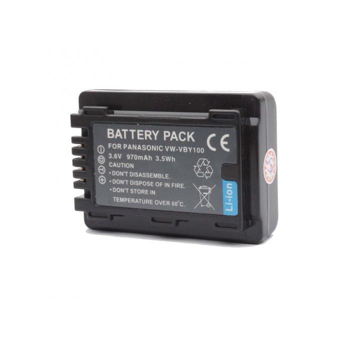 Proocam Battery for HC-V201 Lumix Camera (VW-VBY100)