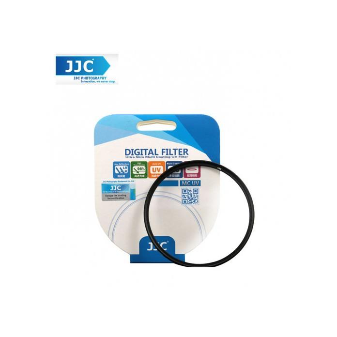 JJC A+ F-MCUV58 MC UV Ultra Slim Filter 58mm for Camera Lens (Japan AGC Glass)