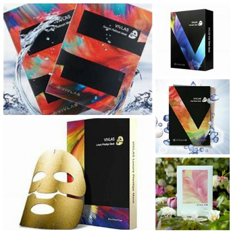 Vivlas Mask 1 Box 5s