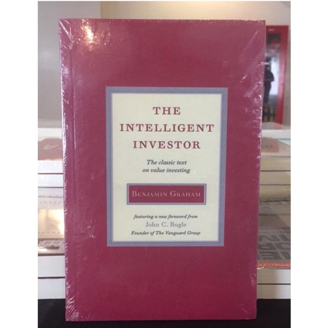 【Ready Stock】The Intelligent Investor