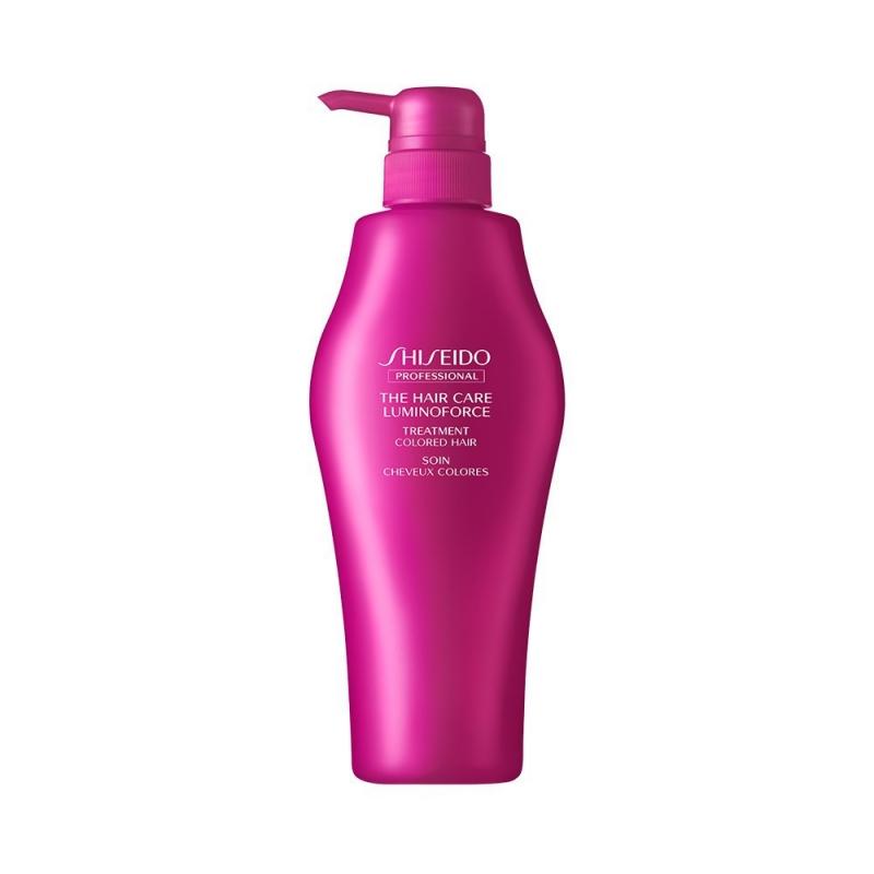 Shiseido The Hair Care Luminoforce Treatment - 500g