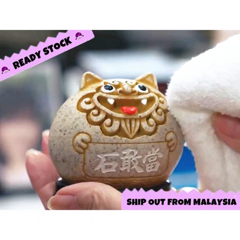 降魔的2.0 石敢当石精灵摆件装饰品公仔小石像 The Exorcist\'s 2.0 Shek Kam Dong Stone Decoration Toys