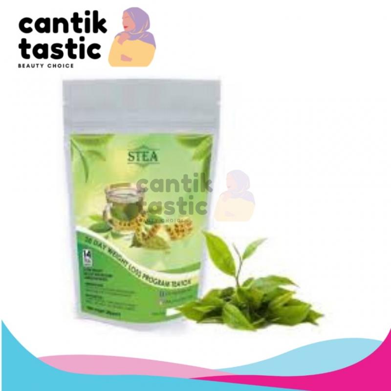 STEA Organic & Pure Green Tea (Formerly known as SlimTea)