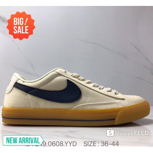 💥Ready stock💥Nike Blazer Low Canvas Casual Light trend Board Shoes Fashion PREMIUM