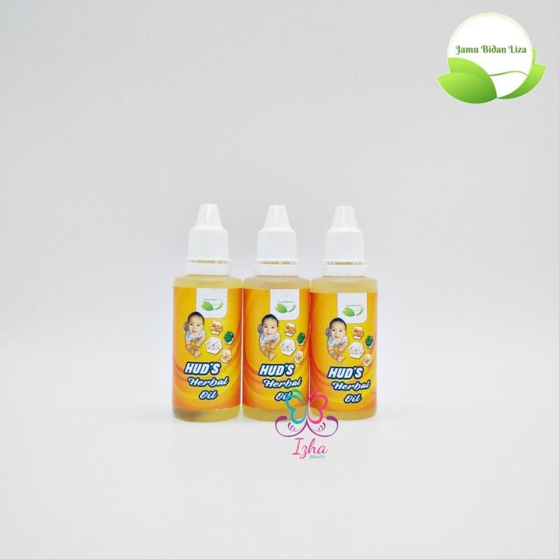 [BIDAN LIZA] 3x Hud\'s Herbal Oil