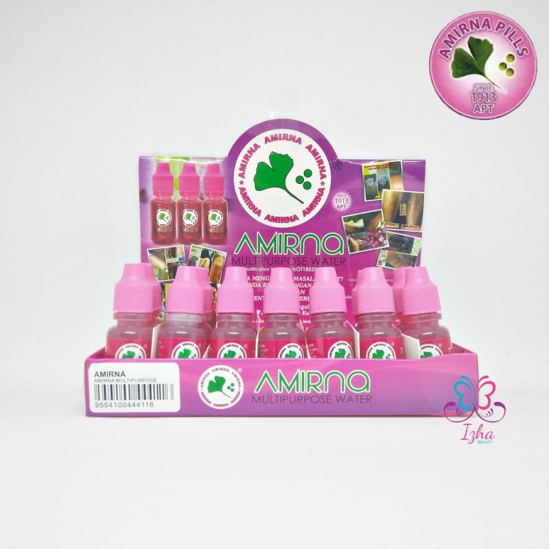 [AMIRNA] Amirna Multipurpose Water - 10ml x 28 botol