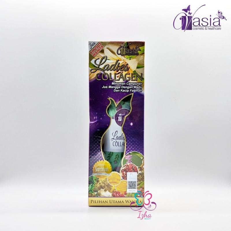 [V\'ASIA] Ladies Collagen (botol) - 260ml