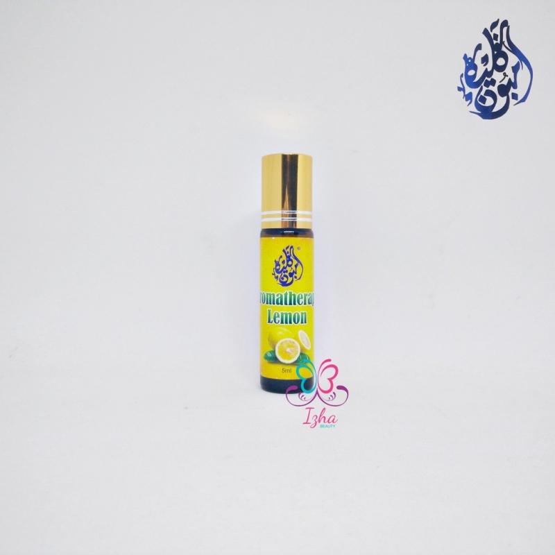 [GELIGA EMBUN] Aromatherapy Lemon - 5ml