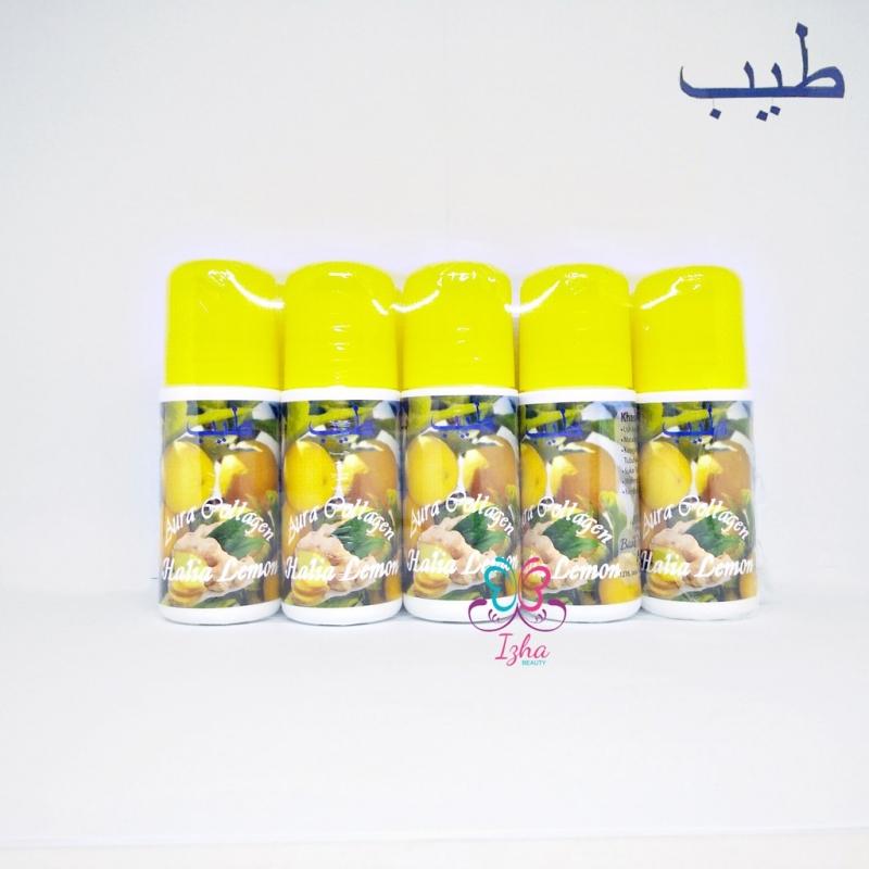[TAYYIB] 10x Aura Terapi Halia Lemon - 80ml