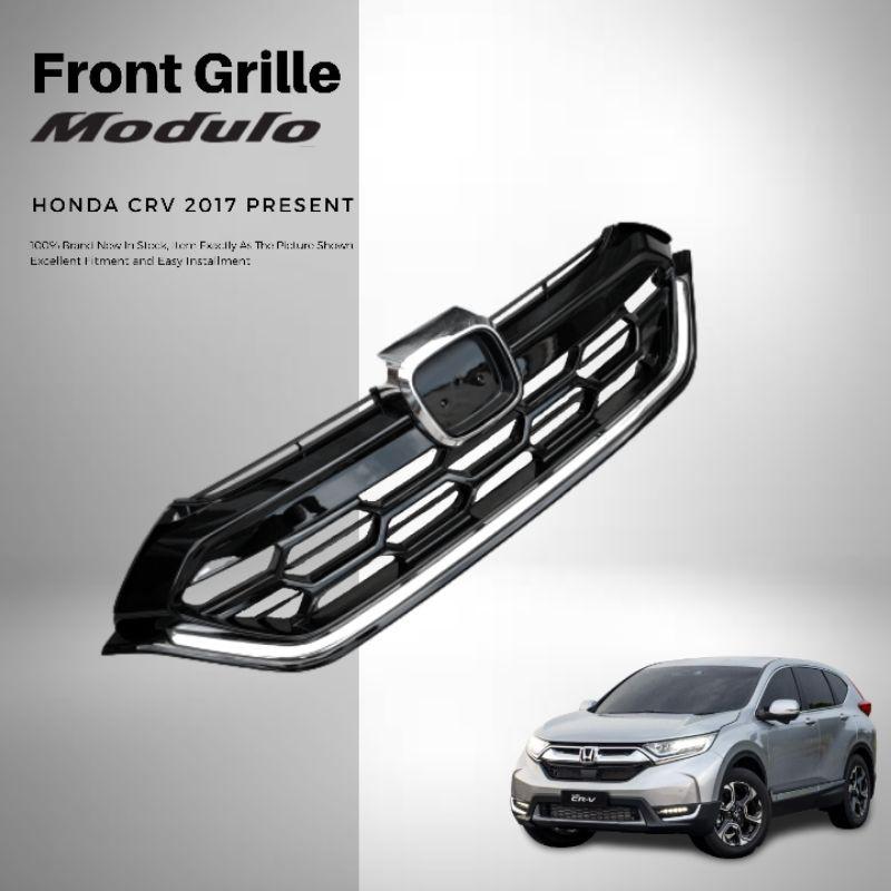 Honda CRV 2017 Up G5 Front Grille Modulo