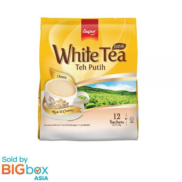 Super White Tea Classic 3in1 432g (36g x 12\'s)