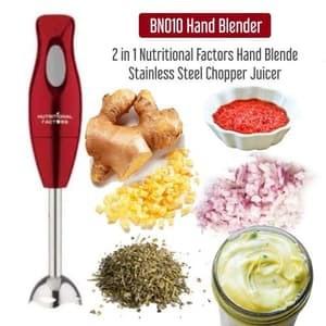 🔥READY STOCK🌹] BLENDER PENGISAR SERBAGUNA /Nutritional Factors Hand Blender/ MIXER TANGAN