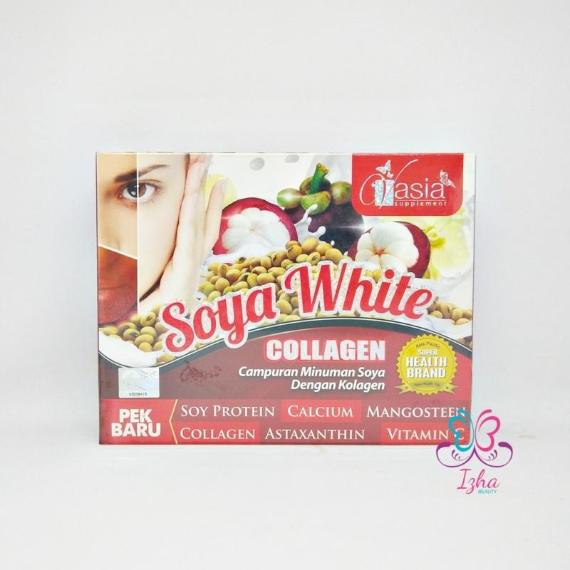 [V\'ASIA] Soya White Collagen - 10 sachet x 15g (CLEAR STOCK)