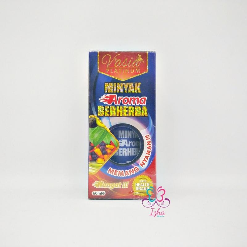 [V\'ASIA] Minyak Aroma Berherba - 60ml