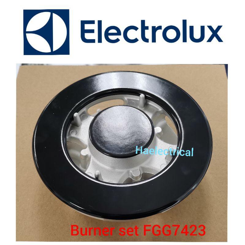 electrolux cooker hod burner FGG7422