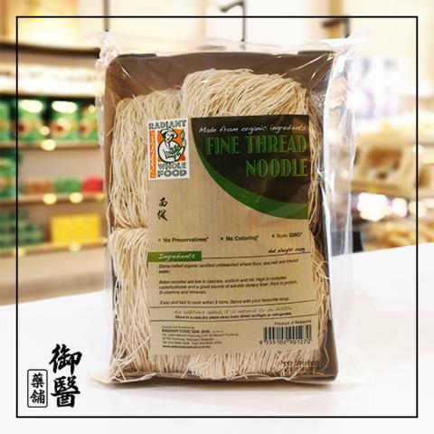 【Radiant】面线 Fine Thread Noodle - 250g