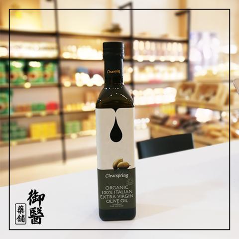 【Clearspring】Organic 100% Italian Extra Virgin Olive Oil