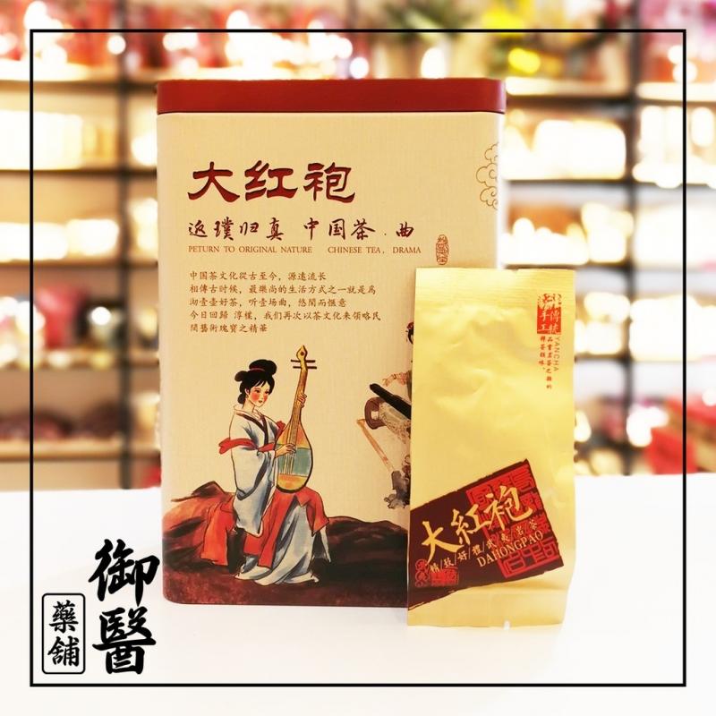【礼品】大红袍(仙女) Chinese Tea Gift Set (Fairy) - 6g x 25 packs