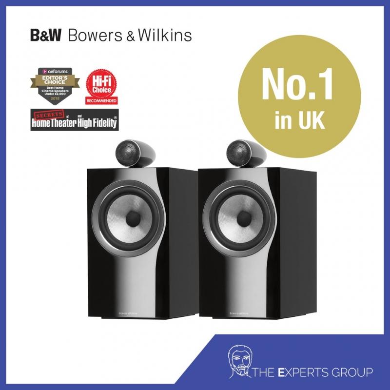 Bowers & Wilkins 705 S2 Bookshelf Speakers (1 Pair)