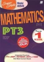 Sasbadi Super Skills Modul Aktiviti Mathematics PT3 Form 1