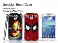 Anymode MARVEL Iron Man Samsung Galaxy S4 i9500 Beam NFC Back Case