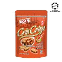 (12pkt) IKA'S Fish Snack Crunchy Fish Rolls 55g