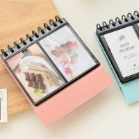Mini 68 Pockets Desk Calendar Album Photos for Polaroid 3inches Busine