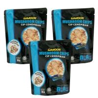mMOON Mushroom Chips X 1 box