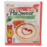 Ajinomoto Pal Sweet Sweetener 50 Sachets 50g