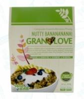 Granola - Love Earth Granolove Nutty Banana 300g