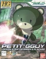 HGPG 1/144 Petitgguy Lockon Stratos Green & Placard