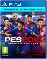 PS4 PES 2018 / PRO EVOLUTION SOCCER 2018 PREMIUM EDITION