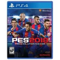 PS4 PES 2018 / PRO EVOLUTION SOCCER 2018