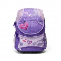 Orthopaedic schoolbag - Deluxe (Jeans Jewel)