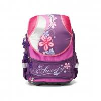 Orthopaedic schoolbag - Deluxe (Sweety)