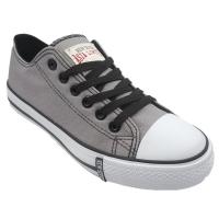 New Seven Men Canvas Shoes XW04 - Grey